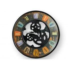 Horloge vintage taille moyenne à pile