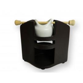 Lampe design aromatique en céramique