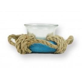 Bouée marine et son porte-bougie
