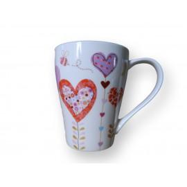 Mug coeur