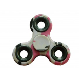 Hand Spinner rose noir