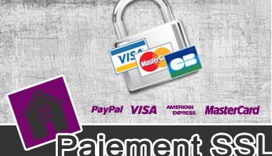 paiement securise sur boutique en ligne homedecos.fr